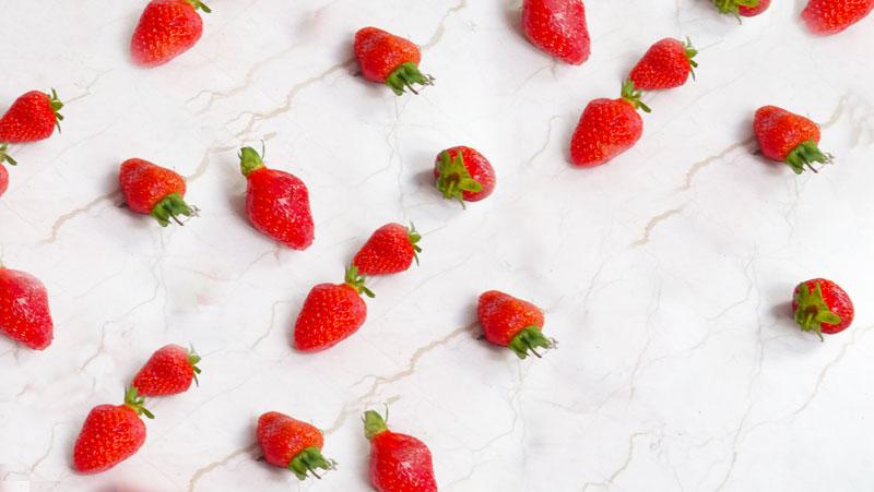 image of fresh strawberries