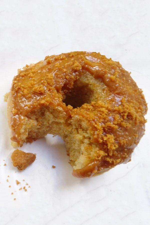 vegan biscoff donuts recipe