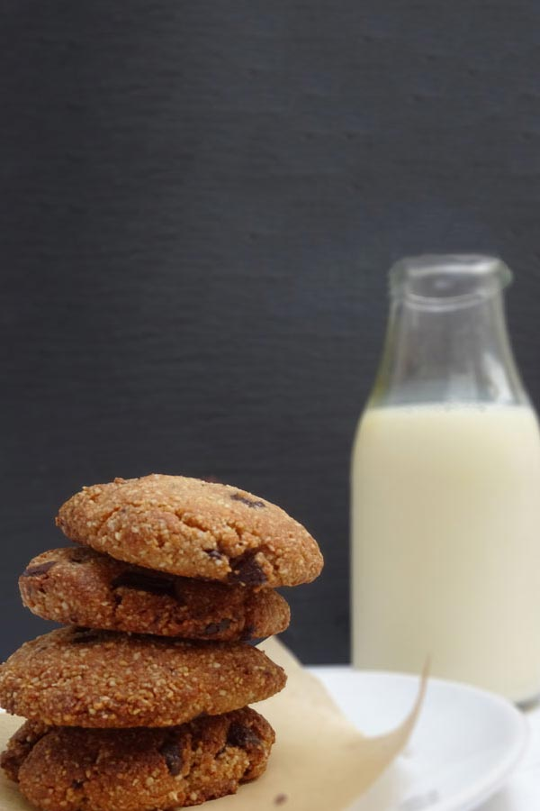 vegan almond flour cookies healthy