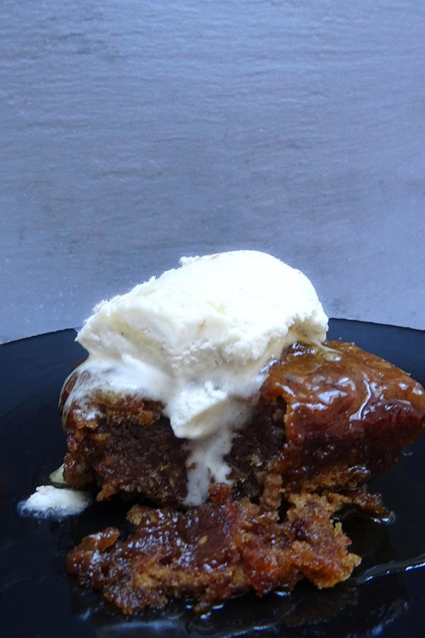 Easy Vegan Sticky Toffee Pudding Recipe
