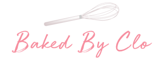 BakedbyClo | Vegan Dessert Blog logo