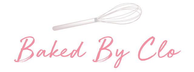 BakedbyClo | Vegan Baking Blog logo