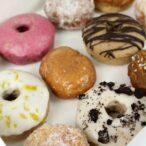 vegan homemade donuts