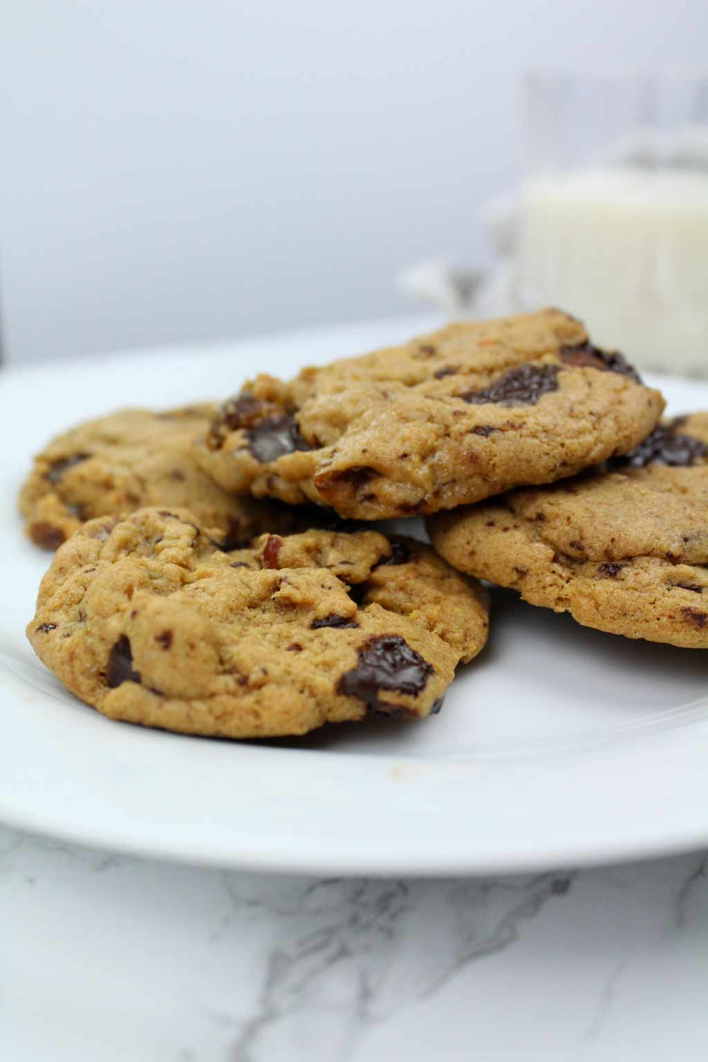 chocolate chip cookies without toffee
