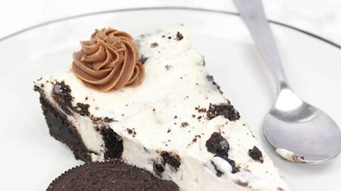 vegan Oreo cheesecake thumbnail