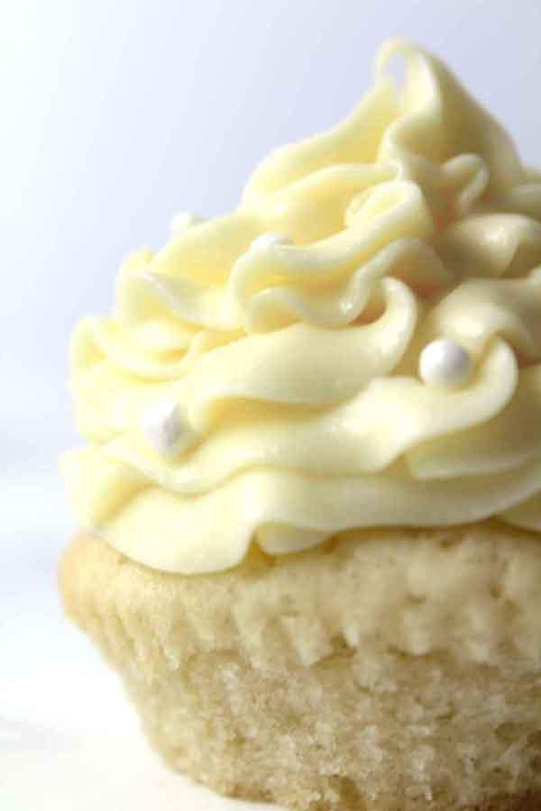 Vegan Vanilla Cupcake Thumb