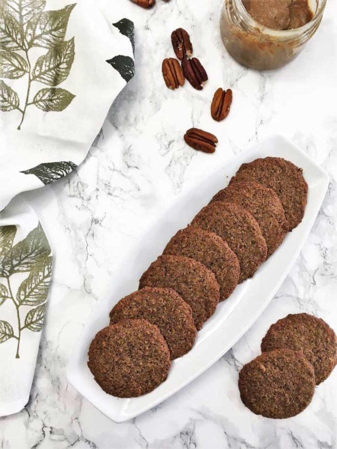 pecan-butter-cookies