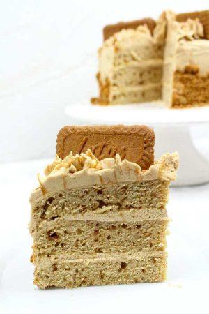 biscoff cake thumbnail