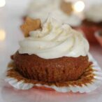 Thumbnail Image Of 1 Vegan Gingerbread Cupcake