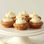 Carrot Cake Cupcakes Thumbnail