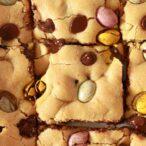 Thumbnail image of vegan mini egg cookie bars