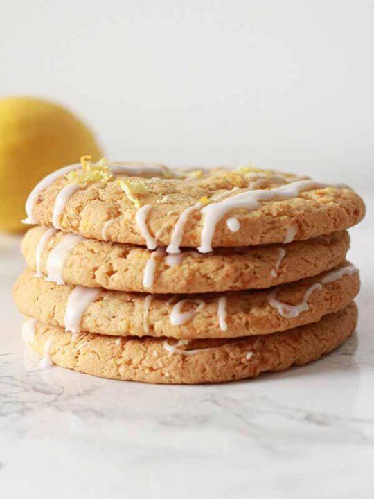 Lemon Cookie Thumbnail Image