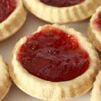 Thumbnail Image of a strawberry jam tart