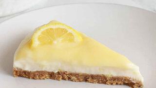 Slice Of Lemon Cheesecake Thumbnail
